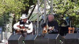 Doc Watson & David Holt - HSB 09 - Deep River Blues