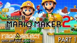Super Mario Maker 2 - The Dojo (Let's Play) - Part 1