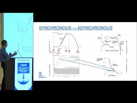 Wymeersch B. - The Effect of Design Considerations on the Synchronization Capability Limits of Line- Start Permanent-Magnet Synchronous Motors