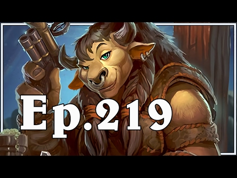 Funny And Lucky Moments - Hearthstone - Ep. 219