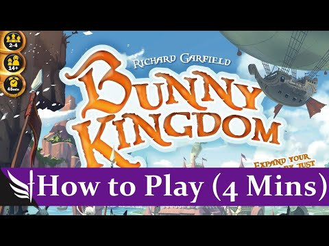 Bunny Kingdom - How to Play