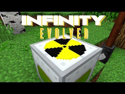 Minecraft Mods FTB Infinity Evolved - PLANT POWER [E29] (Modded
