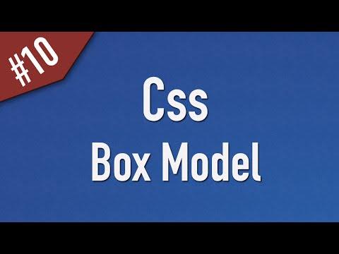 تعلم CSS القائمة #1 الفديو #10