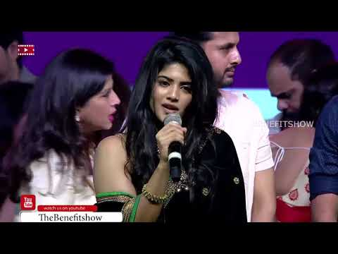 Megha Akash Speech in 'Chal Mohan Ranga' Pre-Release Event