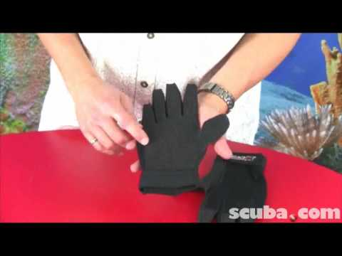 XS Scuba 2mm Bug Grabber Gloves Video Review