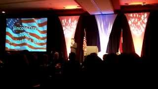 Senator Rand Paul's Speech at Lincoln Days Springfield, Missouri 2014