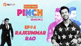 Rajkumar Rao | Arbaaz Khan | Quick Heal | Pinch Season 2 | Ep4 | Latest Episode 2021