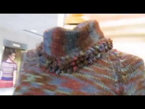 Trisha Malcolm, Rowan Fine Art Yarns