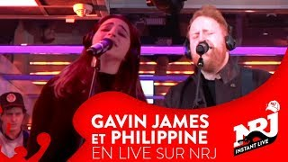 Gavin James Et Philippine «Always»   NRJ Instant Live