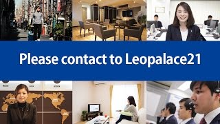 Searching rooms in Japan please contact to Leopalace21