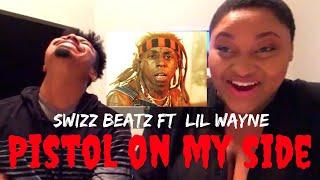 """Swizz Beatz """"PISTOL ON MY SIDE""""  Ft Lil Wayne (P.O.M.S) Reaction"""