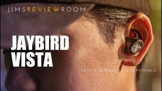 Jaybird VISTA Truly Wireless Earphones - REVIEW