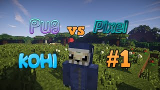 Pugvspixel Minecraft Pvp Duels 1 Kohi Badlion Pvp (7 10 MB
