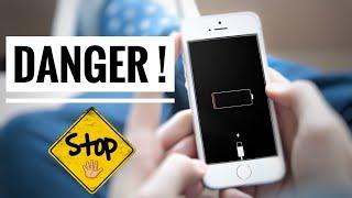 Vous rechargez MAL votre smartphone !
