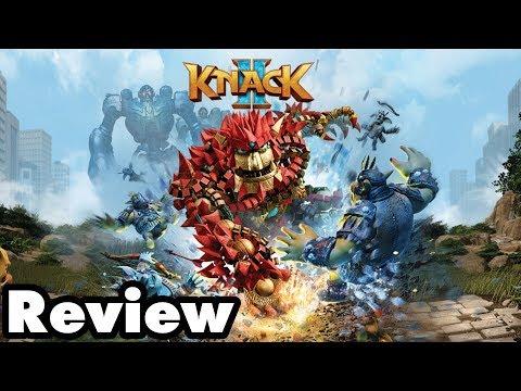 Knack 2 Review – Knackered video thumbnail