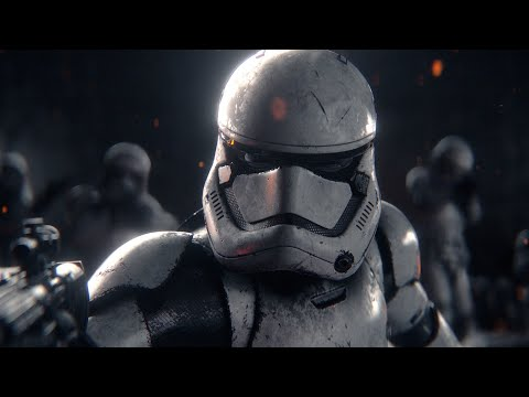 Out of this world fan made Star Wars animation
