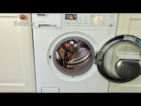 Miele WT2670 Washer Dryer Review & Demonstration