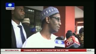 News@10: PDP Bars Adamawa Deputy Governor From Upcoming Elections