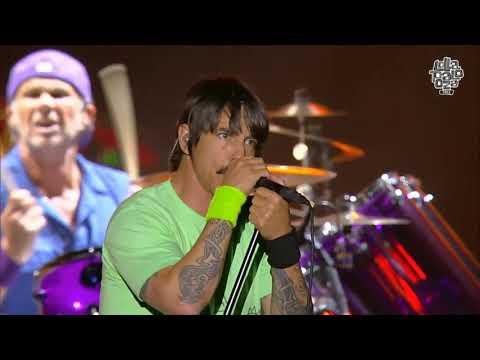 Red Hot Chili Peppers - Dani California (Lollapalooza Chile 2018) [1080p HD]