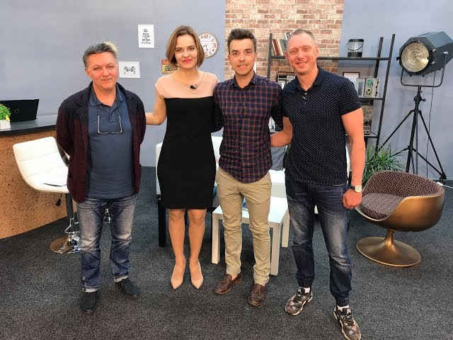 Ранок (7 травня 2018) Андрій Бакіров та Сергій Пунтус