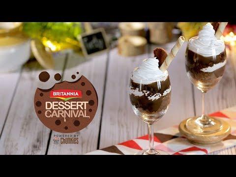 Cookies & Cream Parfait | Easy Dessert Recipe By Kanak's Kitchen