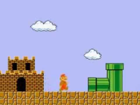 Mario phiên bản chế, quá nhọ cho đội bán lọ