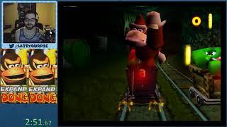 Donkey Kong 64 Randomizer????