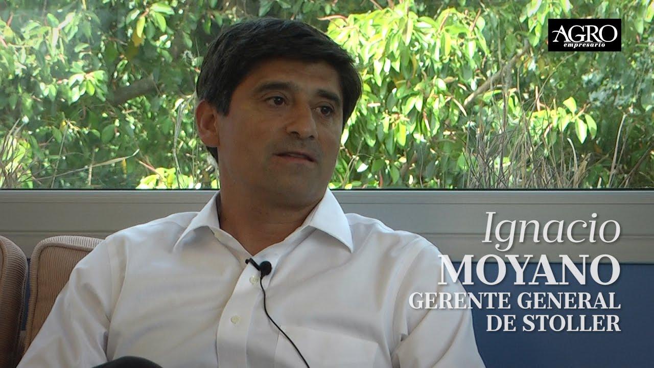 Ignacio Moyano - Gerente General de Stoller