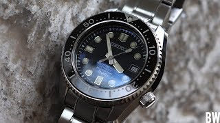 Why The SBDX001 Is My Favorite Marinemaster (Its In The Details)