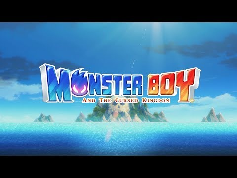 Monster Boy and the Cursed Kingdom (E3 2018) Trailer Premiere thumbnail