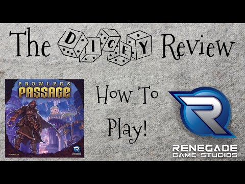 Prowler's Passage: A Dicey Walkthrough!