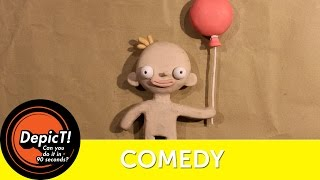 CHILDHOOD - FUNNY STOP-MOTION SHORT FILM | DepicT! 2015 Shortlist | Watershed