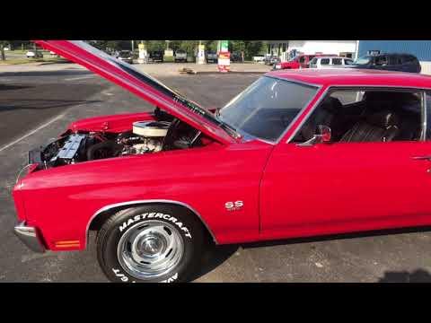 Video of '70 Chevelle - Q6P5