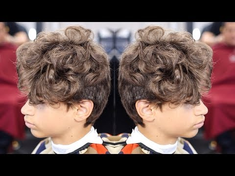 HAIRCUT TUTORIAL: BLURRY COMBOVER FADE