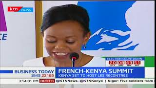 Kenya businessmen have opportunity for the French trade ties