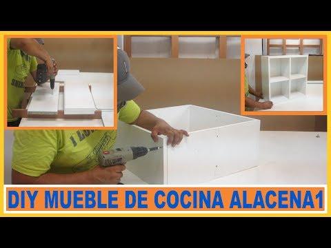 Hacer muebles de cocina muebles de cocina todo en aqu for Youtube cocina para todos