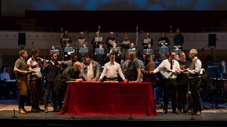 Birtwistle's The Last Supper - Behind the Scenes