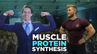 Everything You Need To Know About Muscle Protein Synthesis ft. Jorn Trommelen