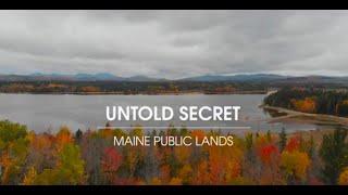 Discover Maine Public Lands