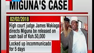 The Big Story: Miguna returns to Kenya and delayed at JKIA over Visa controversy