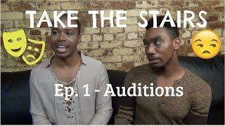 Take The Stairs - Ep. 1