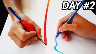 Last To Lift Pencil Wins $10,000 - Challenge vs. ZHC