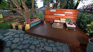 5 Luxurious Deck Designs - DIY Network