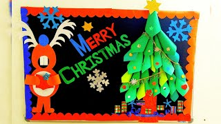 Christmas Day Bulletin Board For School /Christmas Bulletin Board Decoration For Celebration
