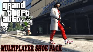 MULTIPLAYER SHOE PACK 1.1