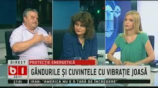 360 DE GRADE CU ALINA BADIC. PROTECTIE ENERGETICA CU MARIAN GOLEA, INGRID BACIU. P3/4