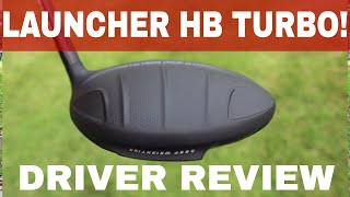 Cleveland Launcher HB Turbo Review! Be Better GOLF