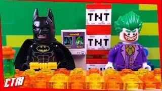 LEGO Batman Movie Arcade GAME | Joker catch Robin FIGHT for FREEDOM GAMING