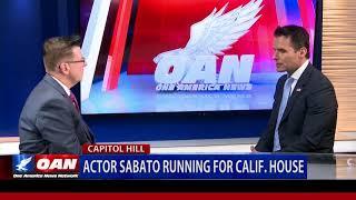 OAN | Antonio Sabato Jr
