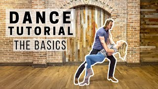 Country Swing Dancing **THE BASICS** Tutorial!